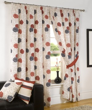 designer-curtains-floral
